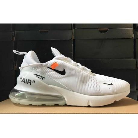 OFF White x Nike Air Max 270 Hombre