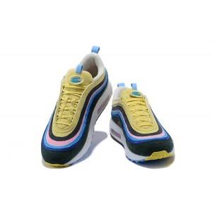 Comprar Nike Air Max 1 97 Sean Wotherspoon Hombre y Mujer AIRMAX97P0081 Baratas para Descuentos, Promoción Nike Air Max 97 Baratas Duty Free,