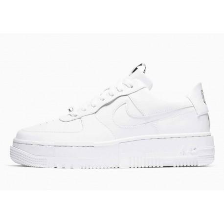 Nike Air Force 1 Pixel Triple Blanco para Hombre y Mujer