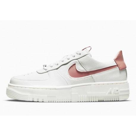 Nike Air Force 1 Pixel Rosa Óxido para Hombre y Mujer
