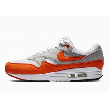 Nike Air Max 1 Aniversario Magma Naranja para Hombre