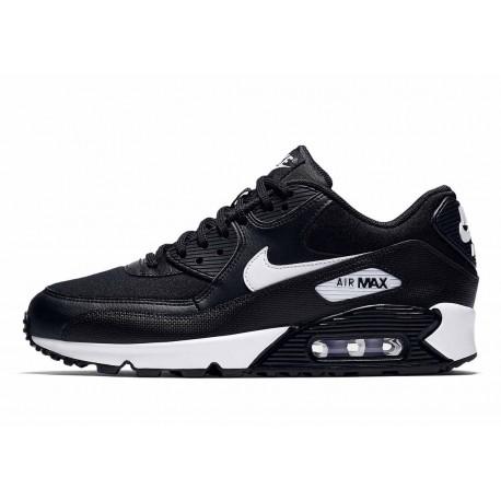 Nike Air Max 90 Negro Blanco Negro para Hombre y Mujer