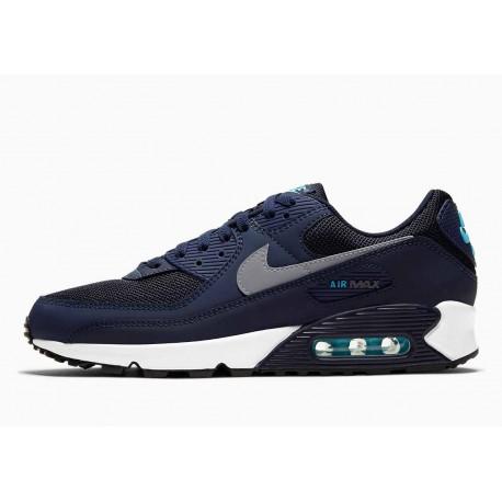 Nike Air Max 90 Azul Marino Obsidiana para Hombre