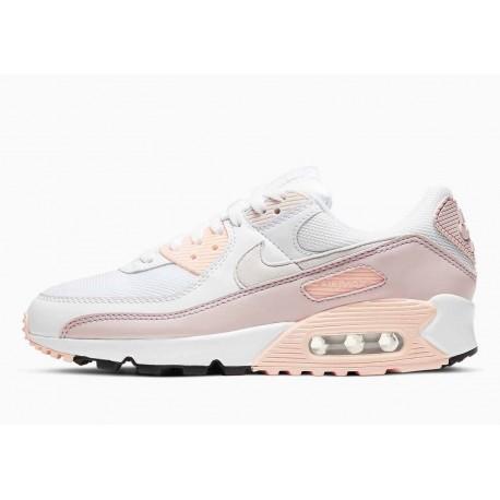 Nike Air Max 90 Apenas Rosa y Coral Lavado para Mujer