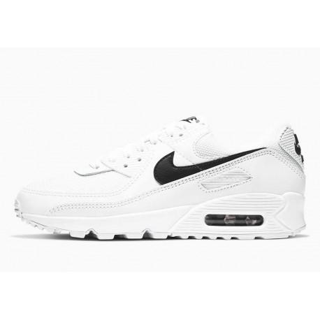 Nike Air Max 90 Blanco Negro para Hombre y Mujer