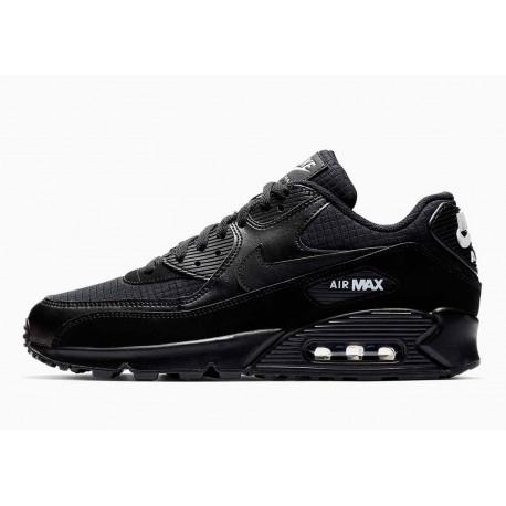 Nike Air Max 90 Essential Negro Blanco para Hombre y Mujer