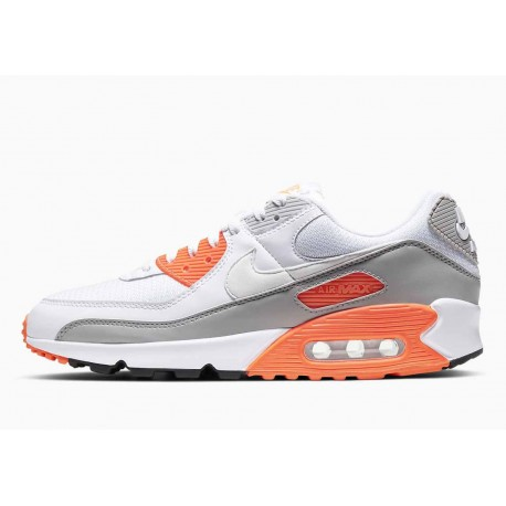 Nike Air Max 90 Hiper Naranja para Hombre