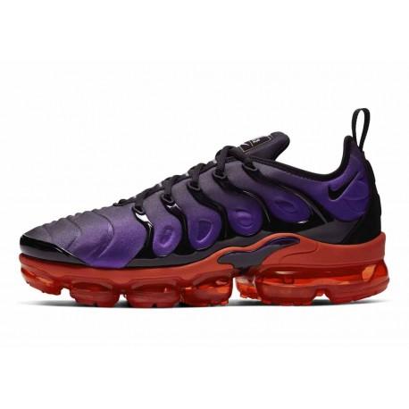 Nike Air VaporMax Plus Voltaje Púrpura Arcilla Cósmica para Hombre