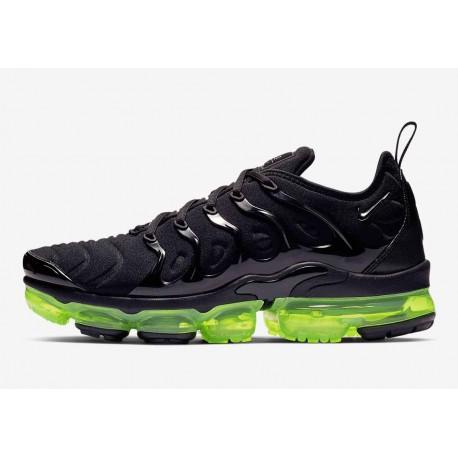 Nike Air VaporMax Plus Negro Voltio para Hombre