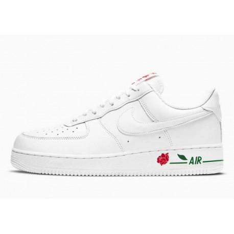 Nike Air Force 1 07 LX Rosa Bolso Blanco para Hombre y Mujer