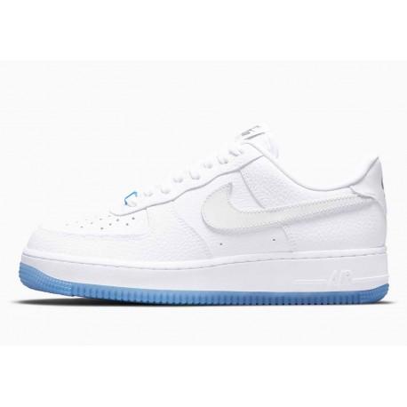 Nike Air Force 1 07 LX Swoosh Reactivo a Los Rayos UV para Hombre y Mujer