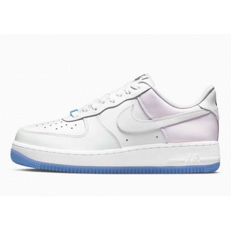 Nike Air Force 1 Bajo Reactivo UV para Hombre y Mujer