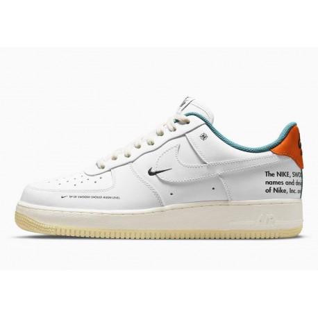 Nike Air Force 1 Bajo 07 LE Estrella de Mar para Mujer