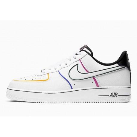 Nike Air Force 1 07 Premium Bajo Día de Los Muertos 2019 para Hombre y Mujer