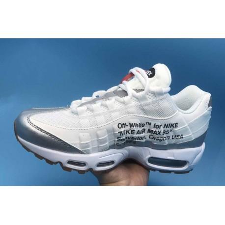 Nike x OFF WHITE Air Max 95 Hombre