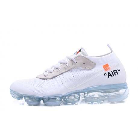OFF White x Nike Air VaporMax Flyknit Hombre y Mujer