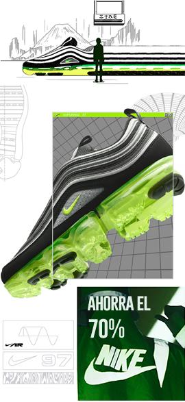 Nike Air VaporMax 97 Baratas